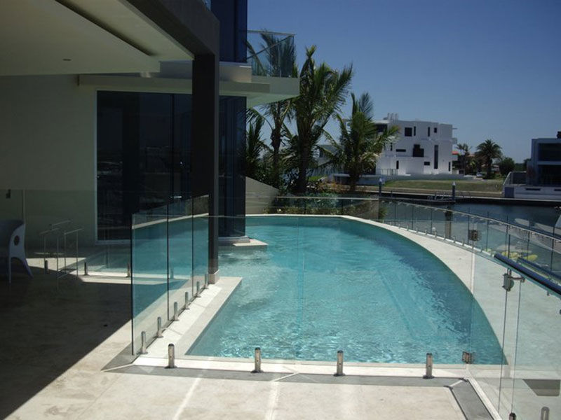 No 1 brisbane 39 s concrete inground swimming pool for Pool builder quotes