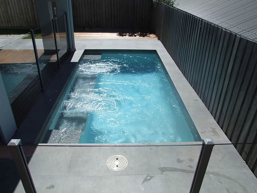 Plunge Pool Builders - Precision Pools QLD